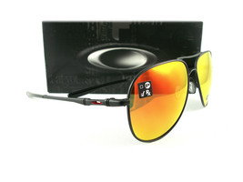 Oakley Sunglasses Elmont L Satin Black Prizm Ruby OO4119-1360 New Authentic - $100.00