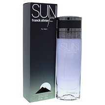 Frank Olivier Sun Java Eau de Toliette Spray for Men, 2.5 Ounce