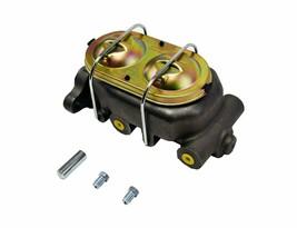 "Cast Iron 1"" Bore Master Cylinder, Corvette Style Universal w/ 4 3/8"" ports image 2"