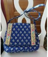 Vera Bradley  shoulder bag in Maison Blue pattern  - $16.50