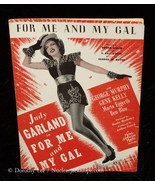 Judy Garland For Me & My Gal Sheet Music God Bless Our President - $13.99