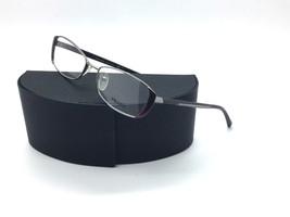 Prada Pink Eyeglasses VPR 58O GAA 1O1 53 mm Shiny Pewter Metal - $94.05