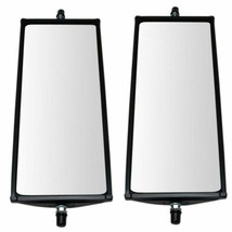 16' x 6.5' Stainless Steel West Coast Mirror Pair Pillow Back for HD Sem... - $34.75
