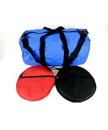 Hide-Away Duffel Bag, Dual Handles, Shoulder Strap, Color Choices, Sweda... - $12.95