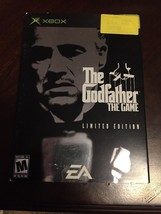 Godfather: The Game -- Limited Edition (Microsoft Xbox, 2006) - $9.74