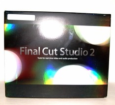 Apple Final Cut Studio 2 Upgrade from Final Cut Studio [OLD VERSION] - $82.87