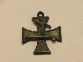 Vintage Watch Fob - Cross - $30.00
