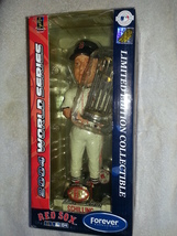 Forever Coll. Red Sox 2004 MLB Championship Trophy/Ring Bobblehead Set - $625.00