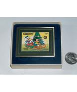 1993 Hanford Reliquias Grenada Disney 1986 Navidad Tren Ride Sello Le #289 - $19.71