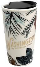 Starbucks 2017 Washington Local Collection Double Wall Ceramic Tumbler NEW - $49.95