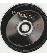 Multimedia Showcase Macromedia 5.0 Software 1996 - $13.71