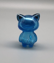 Max Toy Blue Clear Mini Cat Girl image 2