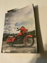 2017 Harley Davidson oem Genuine Motor Parts + Accessories Catalog Manual - $19.75