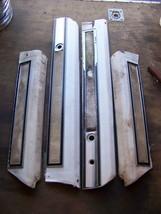 1965 Dodge Monaco Two Door 2D Ht Door Panel Top Metal Oem Set Of 4 - $179.99