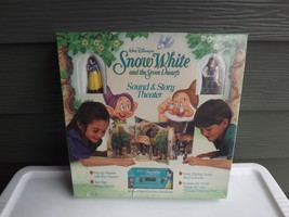 Disney Snow White and the Seven Dwarfs Sound and Story Theater - $25.82