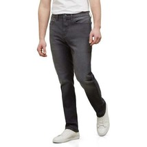 Kenneth Cole Men's Straight Fit Jean (Grey Wash, 34×29) - $33.14