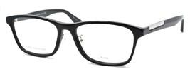 Tommy Hilfiger Th 1582/F 807 Men's Eyeglasses Frames 55-18-145 Black +Case - $86.03