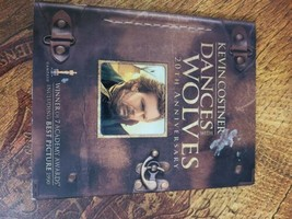 Dances With Wolves (Blu-ray, 2 disc set, 20th Anniversary edition) w/slip - $5.00