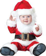 In Character Santa Baby Baby Costume, Red/White - ICC-56005 - $46.99