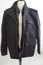 VINCE CAMUTO | Austin Wool Blend Military Coat men's jacket sz XL $248+ gray - $128.69