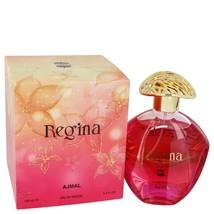 Ajmal Regina Eau De Parfum Spray 3.4 Oz For Women  - $36.91