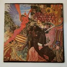 SANTANA Abraxas 1970 Columbia Record Vinyl LP KC 30130 w/Poster - £11.45 GBP