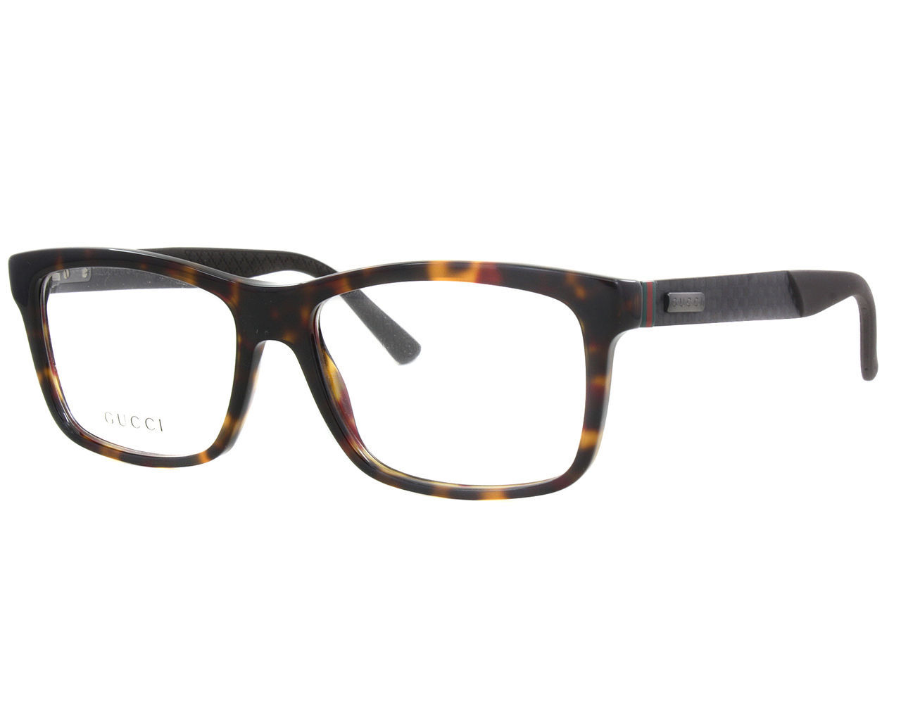 c4407bf72a1c4 Brand new Authentic Gucci GG1045 N 59W Havana eyeglasses frame 55-16-145mm  -  199.00