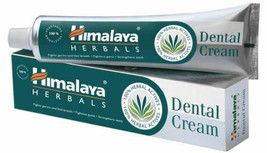 Himalaya Herbals Dental Cream Ayurvedic Toothpaste 200gm Oral Care Shini... - $11.19