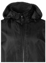 LAX Men's Premium Water Resistant Security Reversible Jacket With Removable Hood image 6