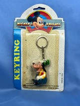 Disney Mickey And Friends Goofy Sitting Figural Keychain by Monogram Pro... - $9.99
