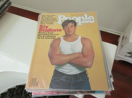 People Magazine , May 8 , 1978 ,  Sly Stallone , Betty Ford , Pete Rose ... - $21.78