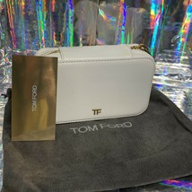 NEW Tom Ford Soleil Natural Hair Brush Set 6,11,12,16 White Case  HOLIDAY GIFT image 2