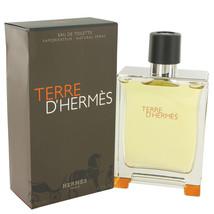 Hermes Terre D'Hermes Cologne 6.7 Oz Eau De Toilette Spray image 4