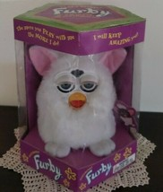 Super Rare ~ Electronic Furby ~ 1998 Original First Edition ~ White ~ Unopened - $475.20