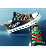 Minnesota wild shoes wild sneakers womens fashion ice hockey shoes birth... - $55.00+
