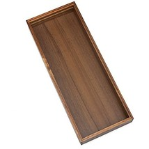 Lipper Acacia Wood Stackable 6-Inch x 15-Inch O... - $12.99