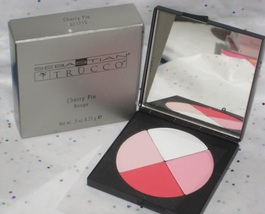 Sebastian Trucco Rouge Blush in Cherry Pie - NIB - Very Rare! - $19.95