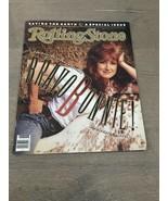 ROLLING STONE MAGAZINE #577 Bravo Bonnie Raitt May 3 1990 Coors - $8.00
