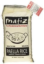 Matiz Valenciano Paella Rice 2.2lbs - $13.08