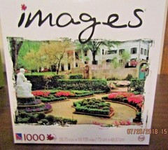SURE - LOX IMAGES 1000 piece Jigsaw Puzzle GALLERY GARDEN BAYOU BEND HOU... - $13.56