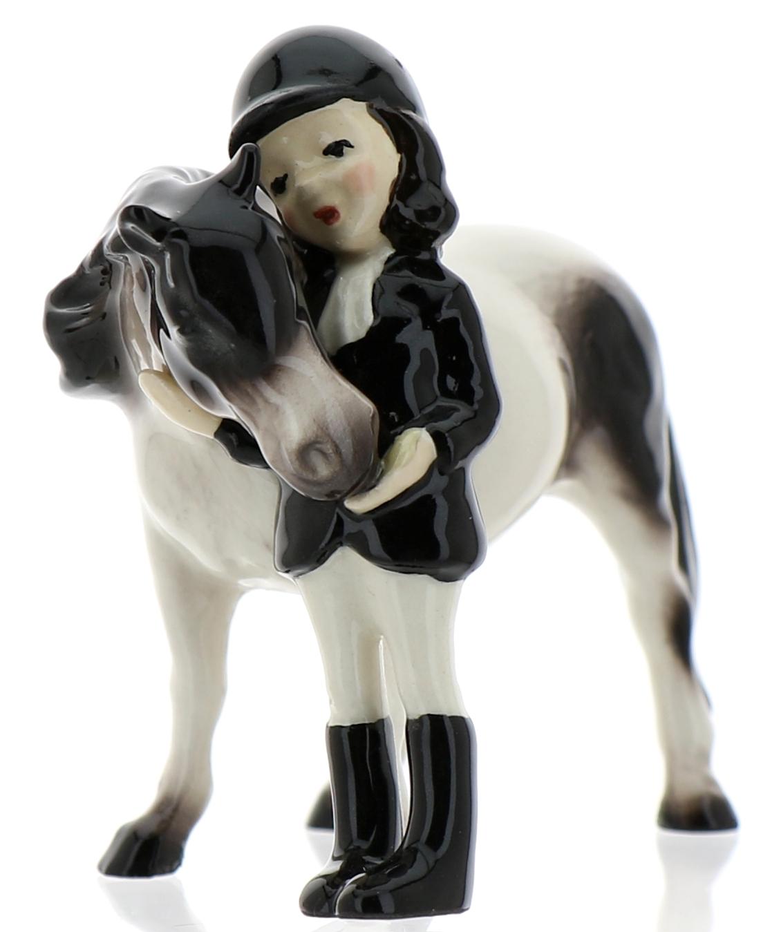 Big sister with pony07
