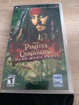 Sony PSP Disney Pirates Of The Caribbean: Dead Man's Chest image 1