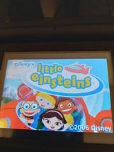 Nintendo Game Boy Advance GBA Disney's Little Einsteins image 1