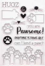 Pawsome Stamp Set - Perfect for Cat and Dog Lovers! - $14.35