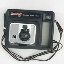 Kodak Instant Camera Vintage Handle 2 Box Film Retro 80s Bag Strap Made Usa - $29.68