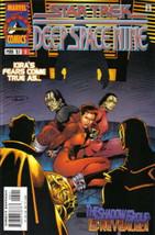 Star Trek: Deep Space Nine Comic Book #5 Marvel Comics 1997 VFN/NEAR MIN... - $3.50