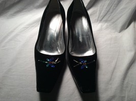 Giuseppe Zanotti Vicini Black Suede Heels Size  7 B - €59,38 EUR