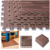 16 SQ FT Interlocking Floor Mat EVA Foam Puzzle Tiles Gym Exercise Kid O... - $46.24