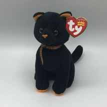Ty Beanie Babies SNEAKY the Halloween Cat, October 29, 2010  ULTRA MEGA ... - $24.74