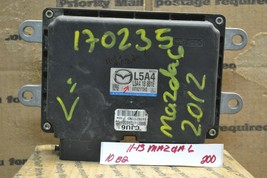 2011-2013 Mazda 6 2.5L Engine Control Unit ECU L5A418881E Module 200-10B2 - $39.99